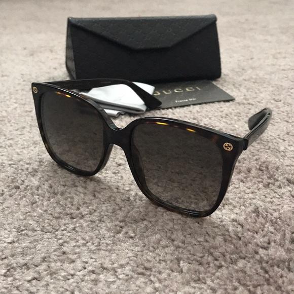 0ff10952a Gucci Accessories | Womens Sunglasses | Poshmark
